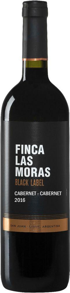 Finca Las Moras  Black Label Cabernet - Cabernet 750ml