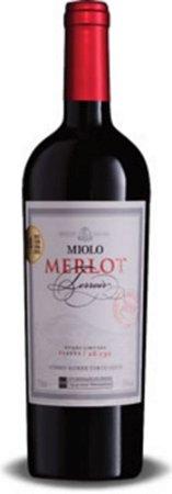 Miolo Terroir Merlot  2018 750ml