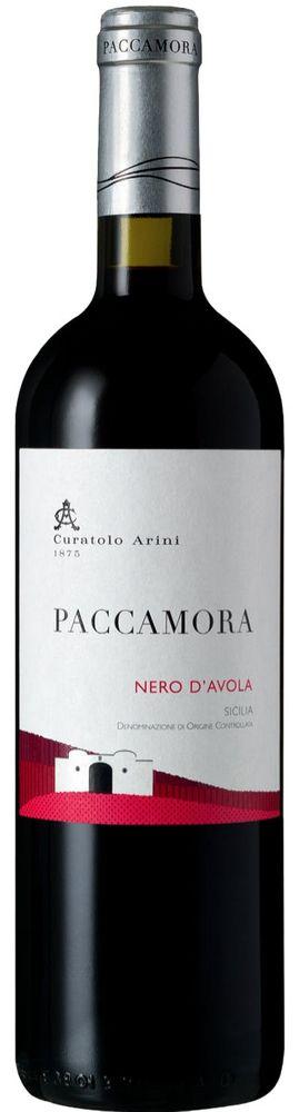Paccamora  Nero D'Avola  750ml