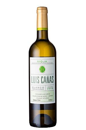 Luis Cañas Blanco  Fermentado Em Barrica  2014   750ml