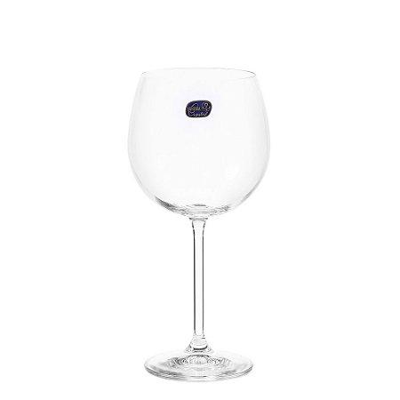 Jogo de taças Vinho Tinto Bohemia  570ml