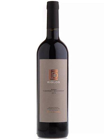 Riglos Gran Cabernet  Sauvignon  2015  750ml