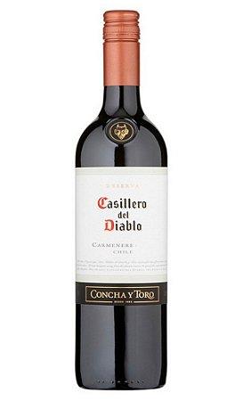 Casillero Del Diablo Reserva Carmenere  750ml