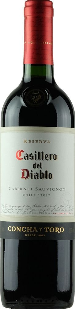 Casillero Del Diablo Reserva Cab. Sauvignon 750ml