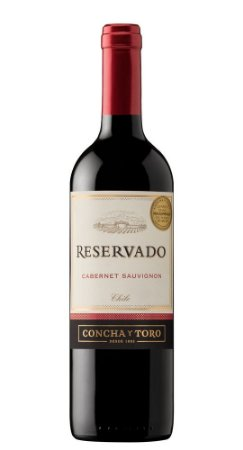 Concha Y Toro Reservado Cab. Sauvignon  750ml