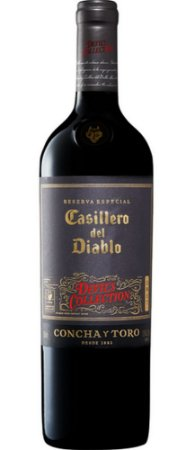 Casillero Del Diablo  Devil's  Collection  750ml