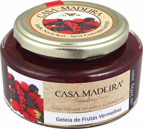 Casa Madeira Geléia de Frutas Vermelhas  240G