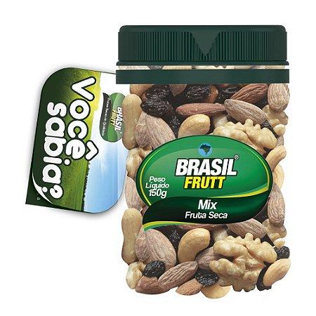 Brasil Frutt  Mix de Frutas Secas  150g