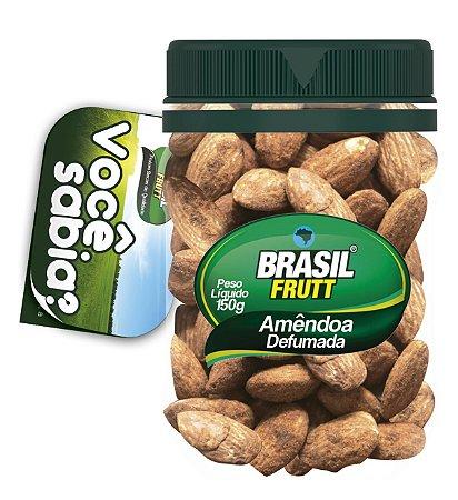 Brasil Frutt  Amêndoa Defumada  150g