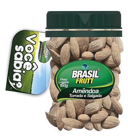Brasil Frutt Amêndoa Torrada e Salgada 150g