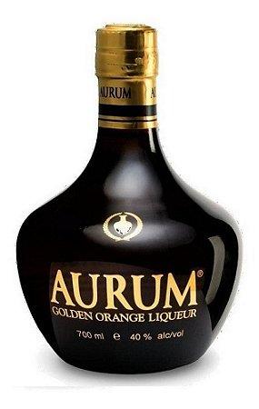 Aurum Golden  Licor De Laranja  700ml