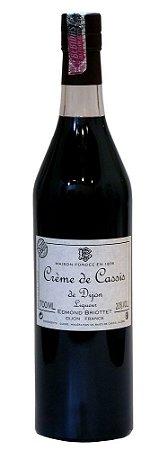 Maison Briottet Licor De Cassis De Dijon - 700ml