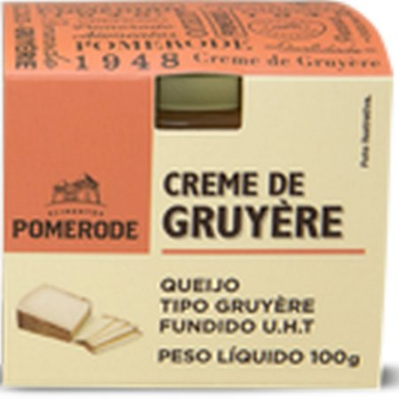 Pomerode Creme De Gruyére 100g