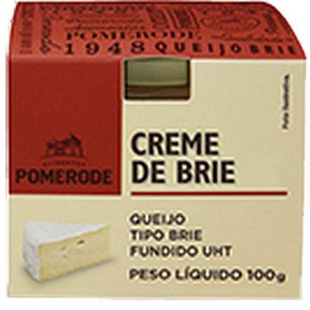 Pomerode Creme De Brie 100g