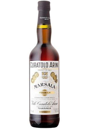 Curatolo Arini Marsala Branco Semi-Secco    750ml