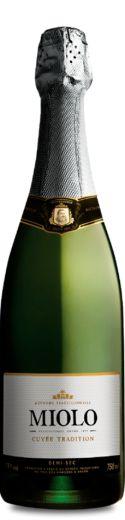 Miolo Cuvée Tradition Demi Séc - 750ml