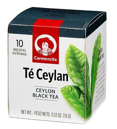 Chá Preto Ceylan  10 Sachês 15g