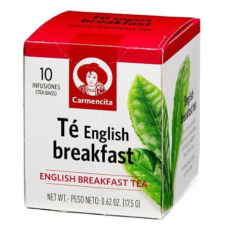 Chá English Breakfast  10 Sachês  15g