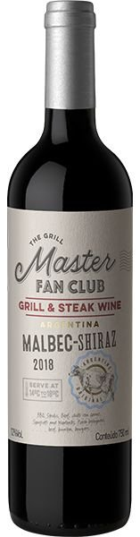 Master Fun Club  Malbec & Shiraz   750ml