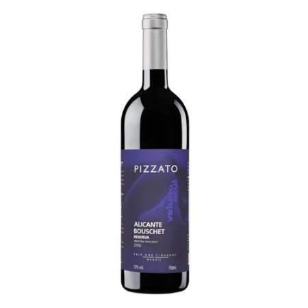 Pizzato Rserva Alicante Bouschet  2018  750ml