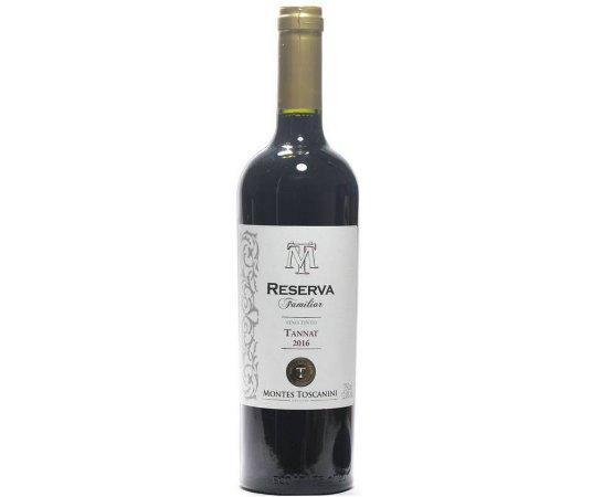 Montes Toscanini  Reserva Familiar Tannat 2019  750ml