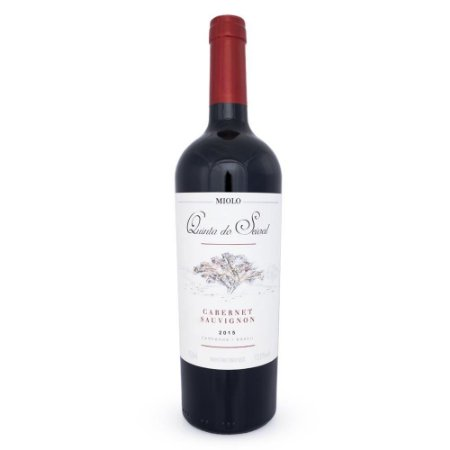 Quinta do Seival Cabernet  Sauvignon 2018  750ml