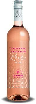 Almadén Moscatel Frisante Rosé  750ml