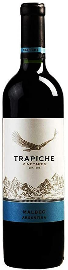 Trapiche Vineyards Malbec 750ml