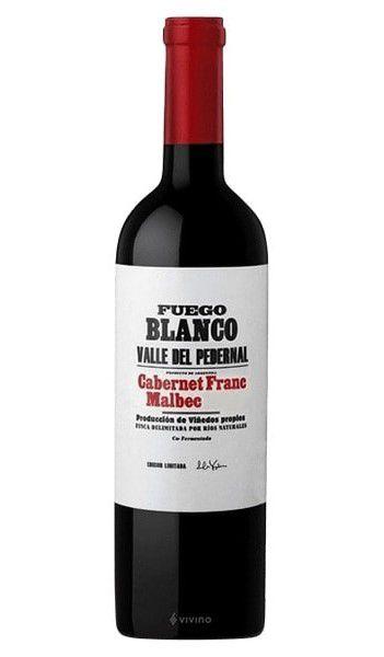 Fuego Blanco Cabernet Franc/Malbec 2017 - 750ml