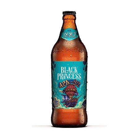 Cerveja Black Princess APA -82 600 ml