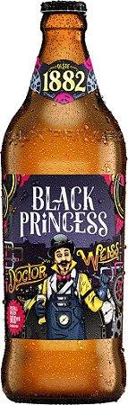 Cerveja Black Princess Doctor Weiss  600 ml