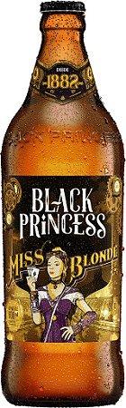 Cerveja Black Princess  Miss Blonde  600 ml - Blonde Ale