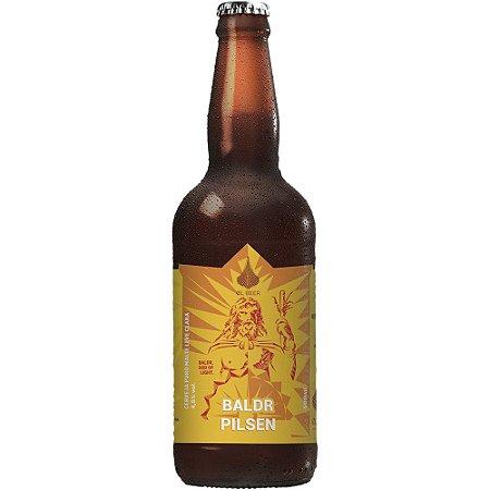 Cerveja OL Beer Baldr Pilsen 500 ml