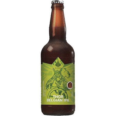 Cerveja OL Beer Thor Belgian IPA 500 ml