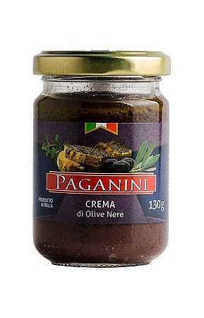 Crema di Olive Nere Paganini 130 g