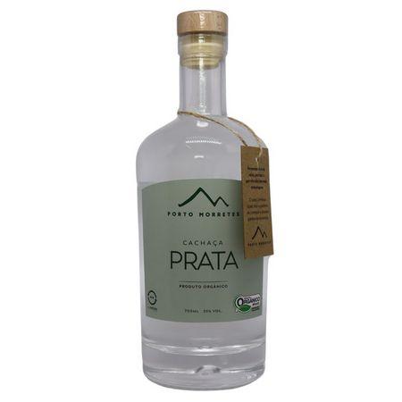 Cachaça Prata Porto Morretes Orgânico - 700ml