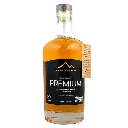 Cachaça Premium Porto Morretes 700ml - Orgânico