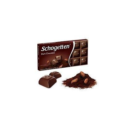 Chocolate Dark Schogetten 50% Cacau 100g