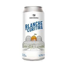 Cerveja BodeBrown Blanche de Curitiba Belgian White ALE Lata 473ml