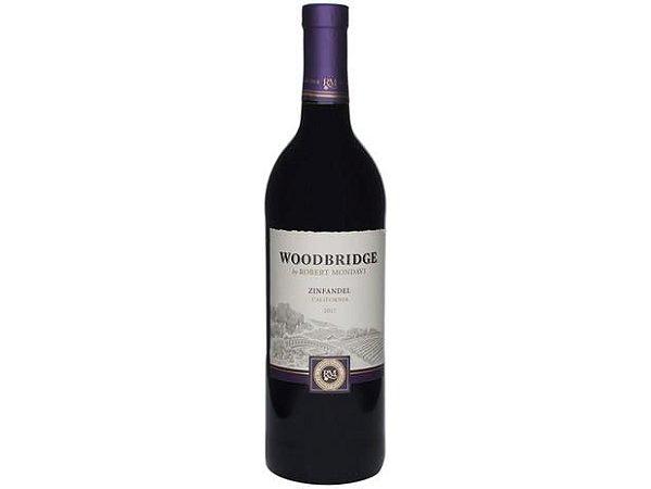 Vinho Woodbridge Zinfandel Robert Mondavi 750ml