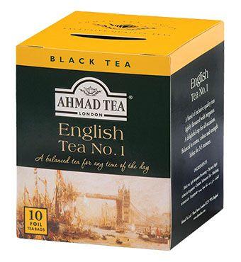 Ahmad English Tea N° 1