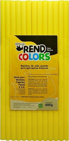 Bastão Rendcolors Amarelo 800g 11,2x300mm