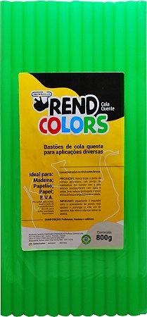 Bastão Rendcolors Verde 800g 11,2x300mm