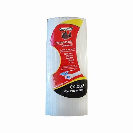 Cola Quente Bastão Refil Transparente 11,2 x 30cm 500g