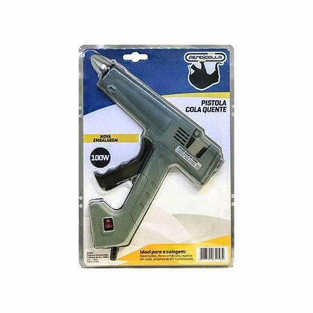 Pistola Aplicadora 100W Bivolt CINZA