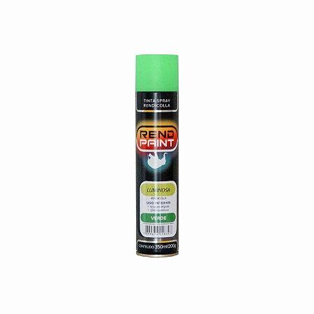 Tinta Spray Rendicolla Luminosa Verde