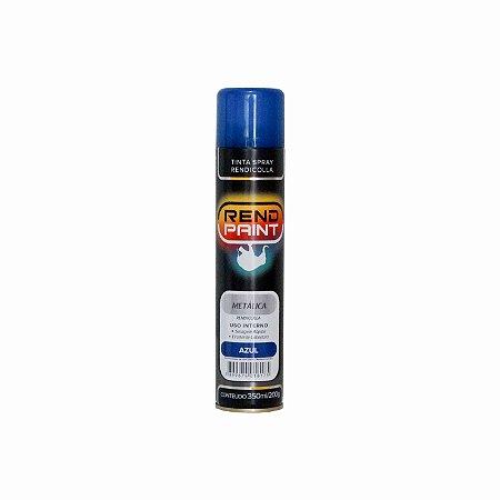 Tinta Spray Rendicolla Metálica Azul