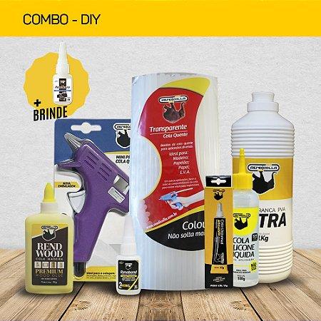 COMBO DIY (DO IT YOURSELF) + BRINDE
