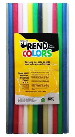 Bastão Rendcolors 800g 7,5x300mm