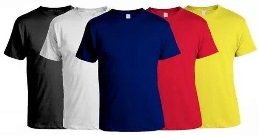 Camisa Lisa Tradicional